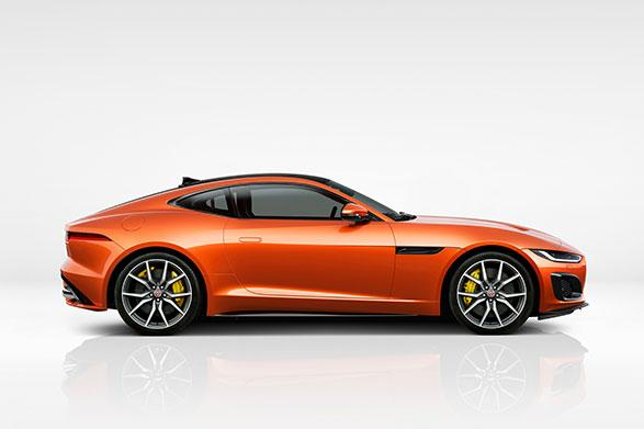 Der Jaguar F-TYPE